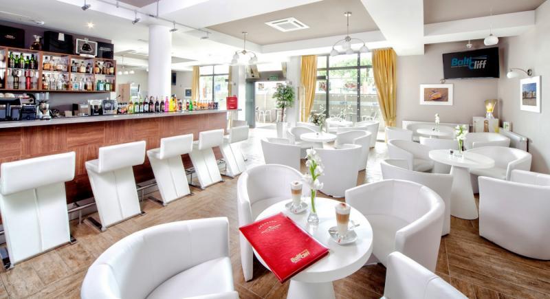 Baltic Cliff Apartments Spa & Wellness Bar