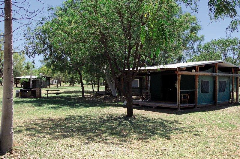 Fitzroy River Lodge Außenaufnahme