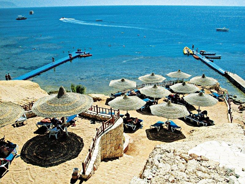Hilton Sharks Bay Resort Strand