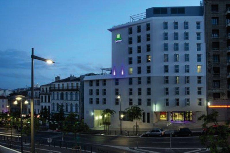 Holiday Inn Express Marseille Saint Charles Außenaufnahme