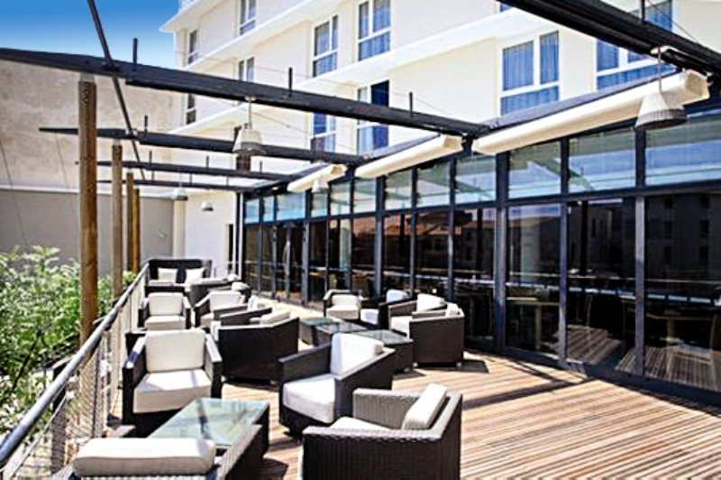 Holiday Inn Express Marseille Saint Charles Terrasse