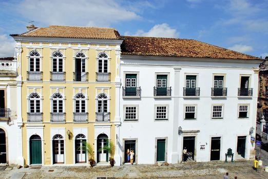 Bahia Villa Außenaufnahme