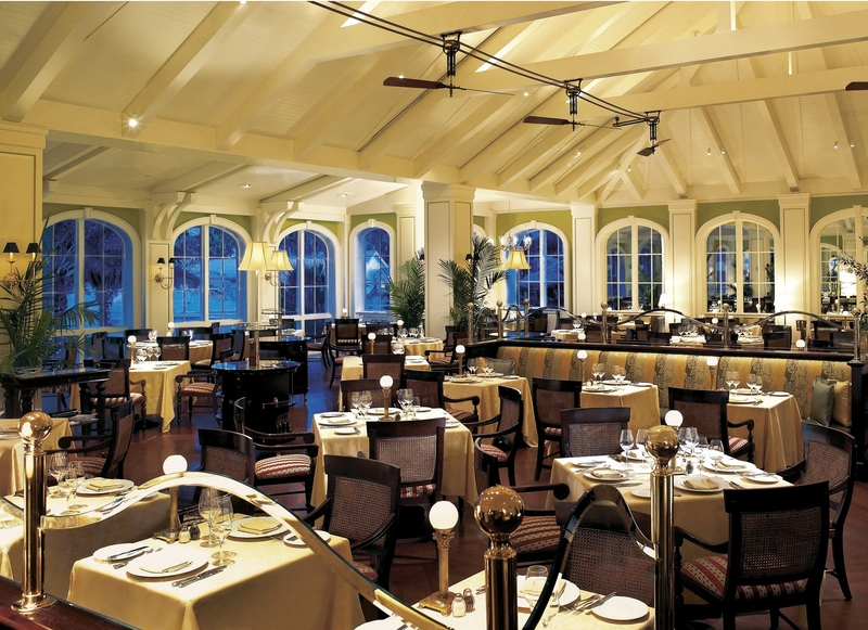 Atlandis Paradise Island - The Reef Restaurant