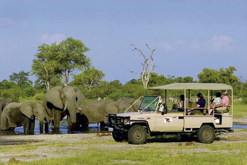 Belmond Savute Elephant Camp Sport und Freizeit