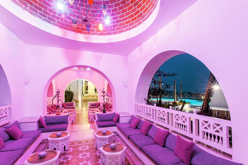 SENTIDO Le Sultan Lounge/Empfang