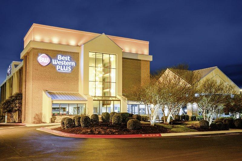 Best Western Plus Austin Central Außenaufnahme
