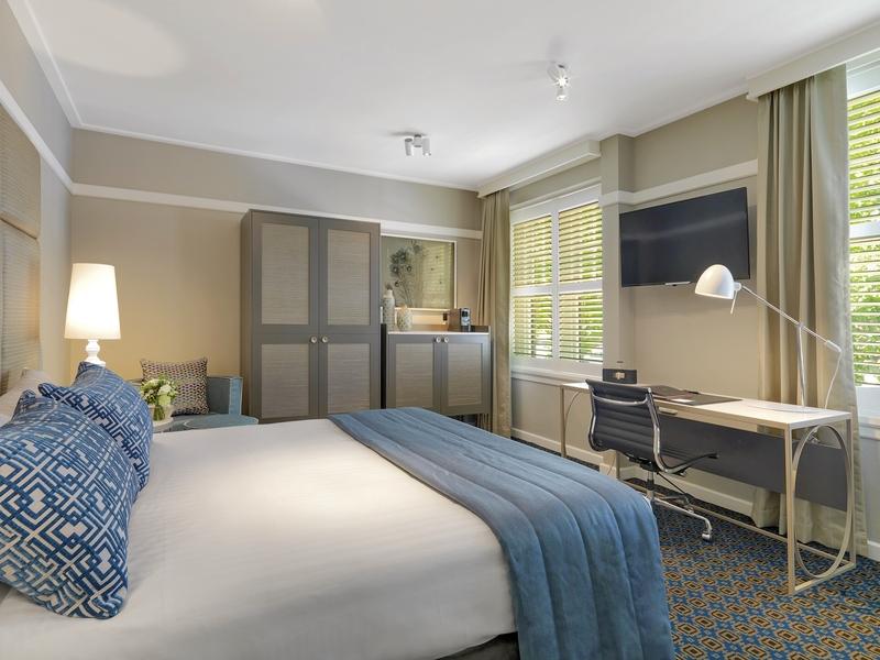 Hotel Kurrajong Canberra Wohnbeispiel