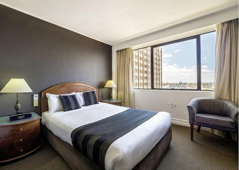 Great Southern Hotel Brisbane Wohnbeispiel