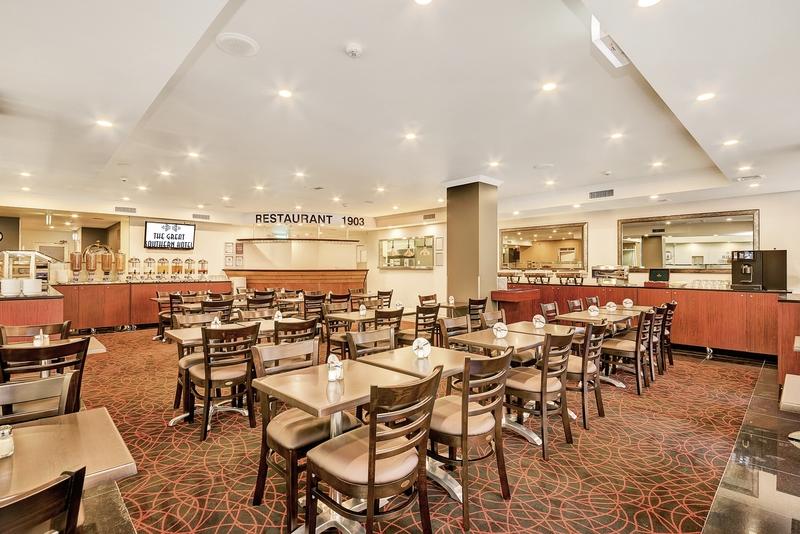 Great Southern Hotel Brisbane Restaurant