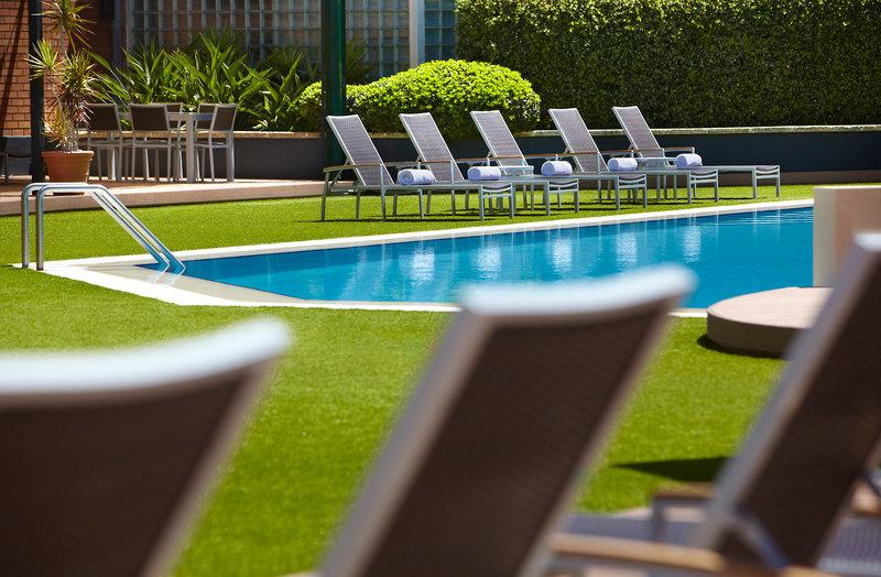 Hyatt Regency Perth Pool