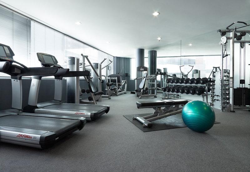 Hyatt Regency Perth Sport und Freizeit