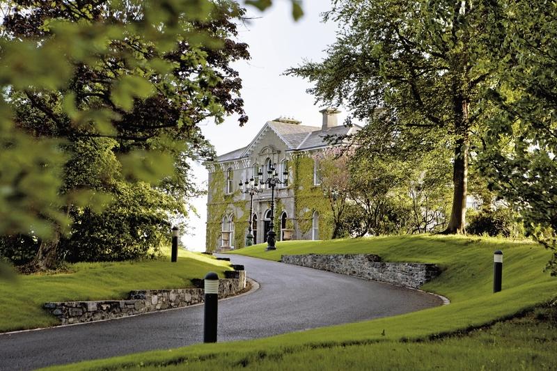 Lyrath Estate Außenaufnahme