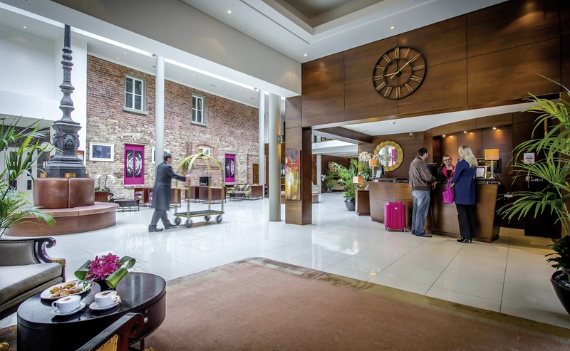 Lyrath Estate Lounge/Empfang