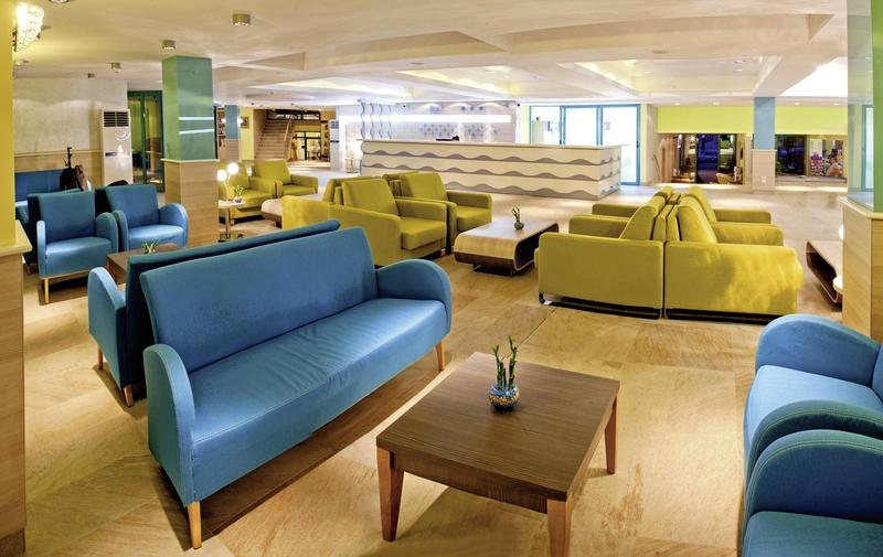 Borjana Lounge/Empfang