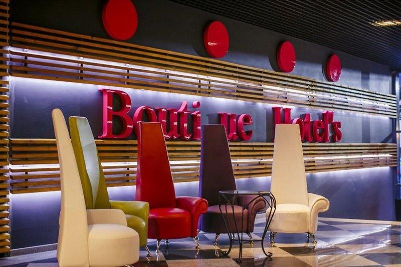 Boutique Hotel´s III Lodz Bar