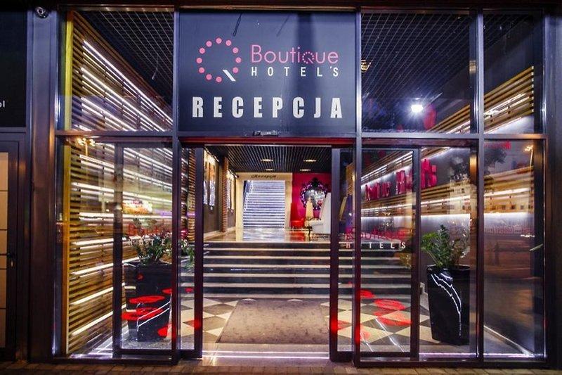 Boutique Hotel´s III Lodz Außenaufnahme