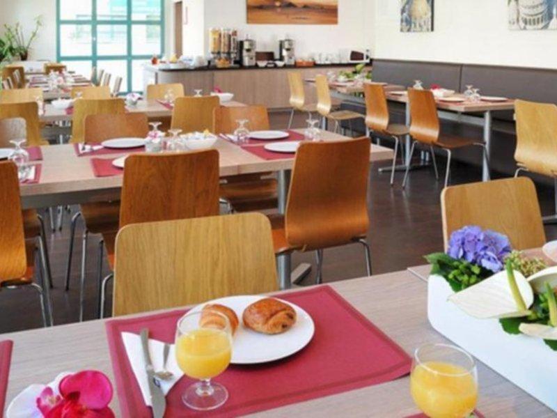 Sejours & Affaires Rive Gauche Serris Restaurant