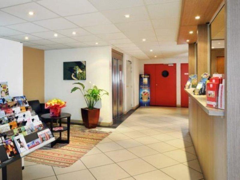 Sejours & Affaires Rive Gauche Serris Lounge/Empfang
