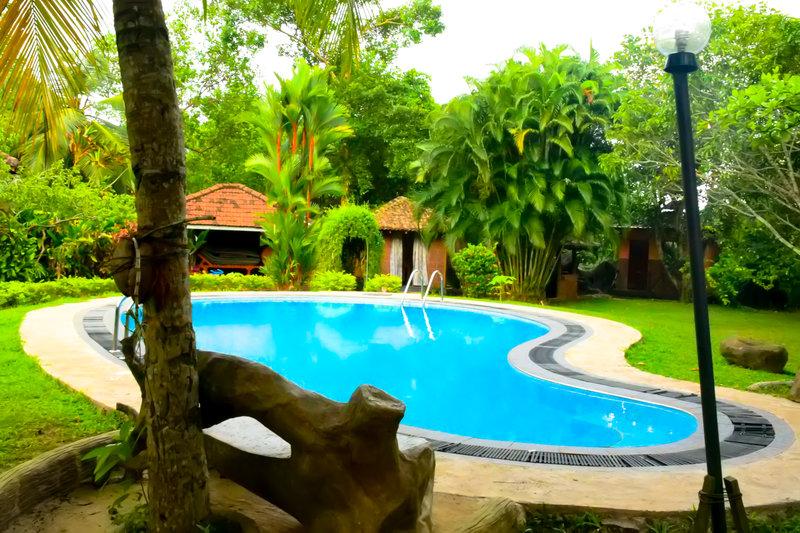 River View Villas Pool