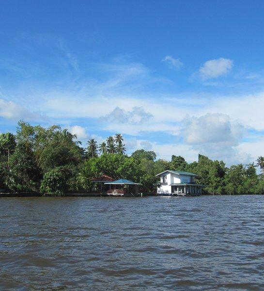 River View Villas Landschaft
