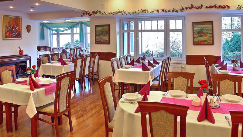 Park Hotel Kur & Spa Buczynski Restaurant