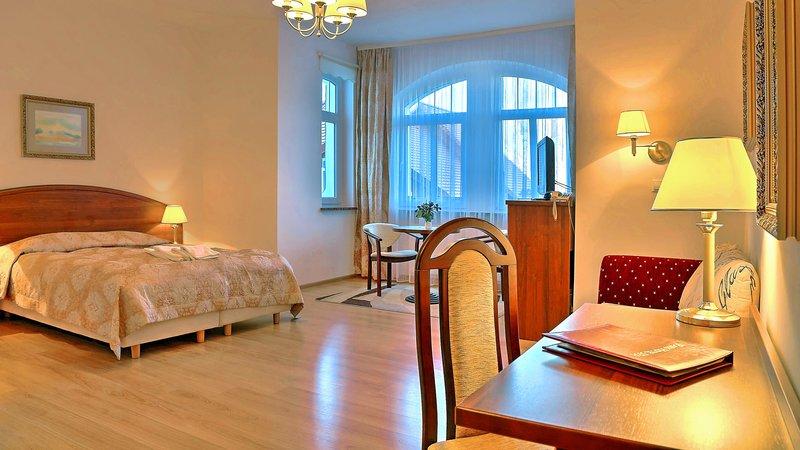 Park Hotel Kur & Spa Buczynski Wohnbeispiel