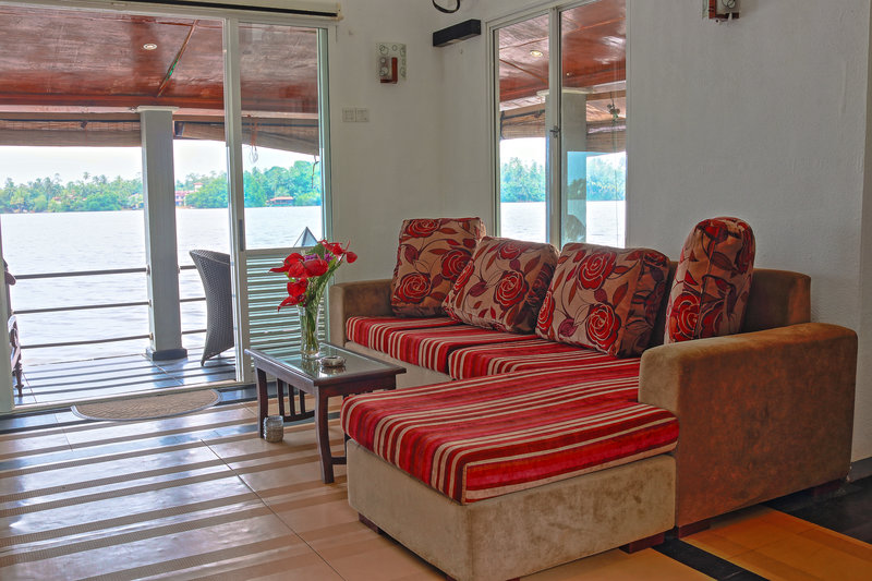 River View Villas Lounge/Empfang