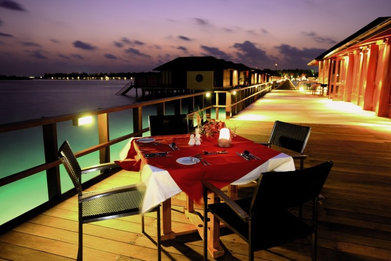 Paradise Island Resort & Spa Terrasse