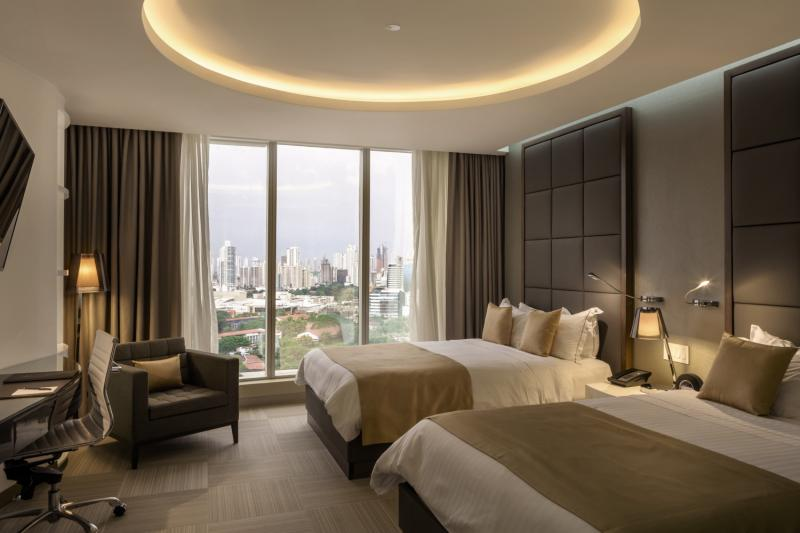 Hotel Las Americas Golden Tower Panama Wohnbeispiel