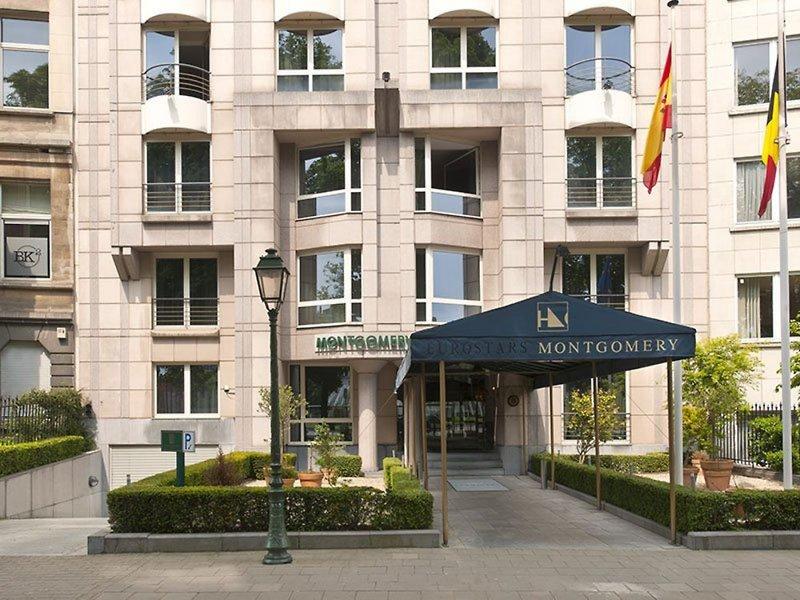 B-Aparthotel Montgomery Außenaufnahme
