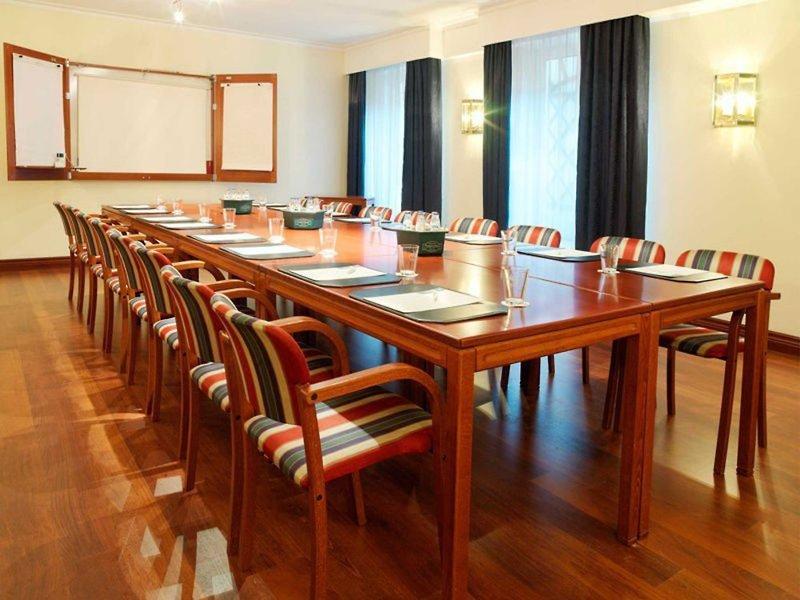 B-Aparthotel Montgomery Konferenzraum