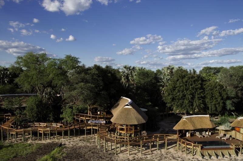 Camp Okavango Außenaufnahme