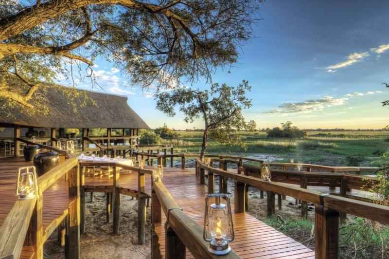 Camp Okavango Restaurant