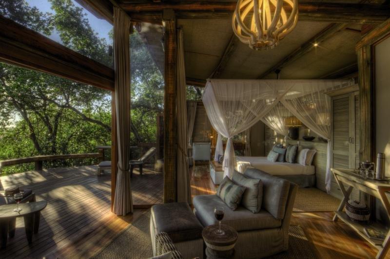 Camp Okavango Wohnbeispiel