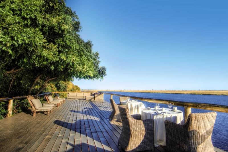 Chobe Game Lodge Strand