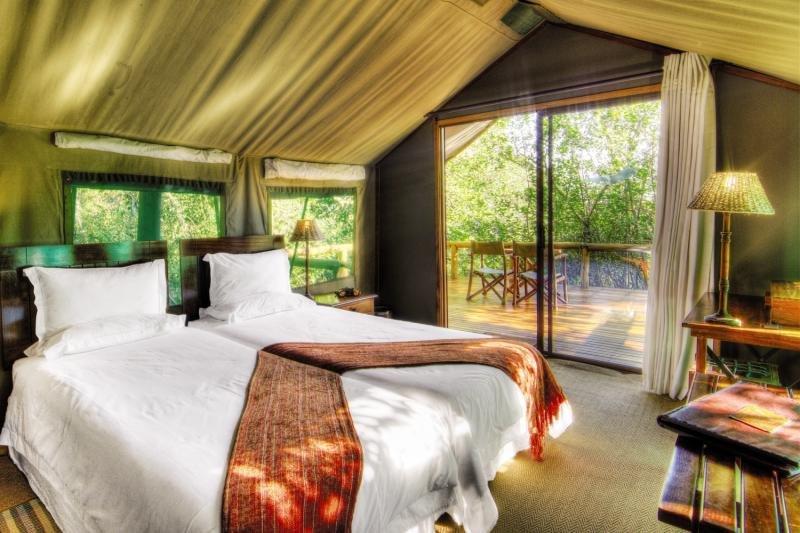 Camp Okavango Wellness