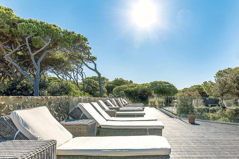 Roccamare Resort, Hotel & Residence Terrasse