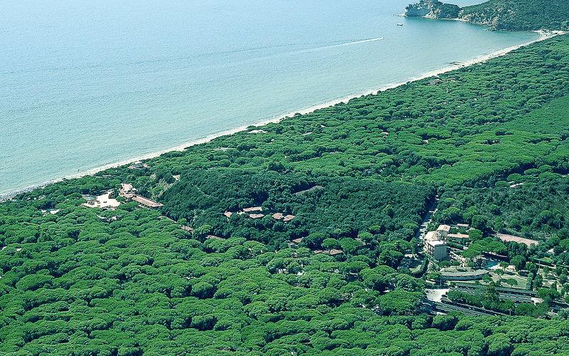 Roccamare Resort, Hotel & Residence Außenaufnahme