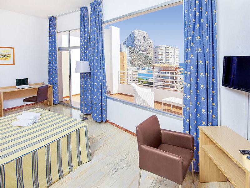 Hotel Port Europa Wohnbeispiel