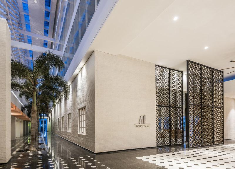 Conrad Cartagena Lounge/Empfang