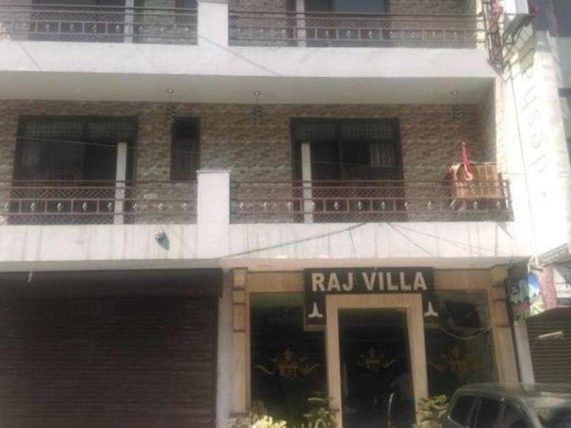Raj Villa Außenaufnahme