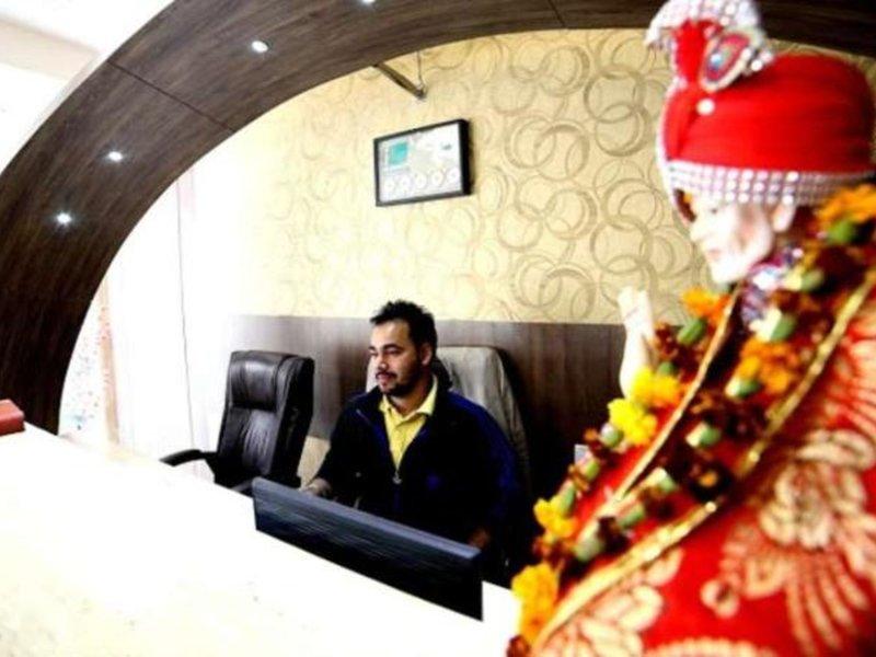 Raj Villa Lounge/Empfang