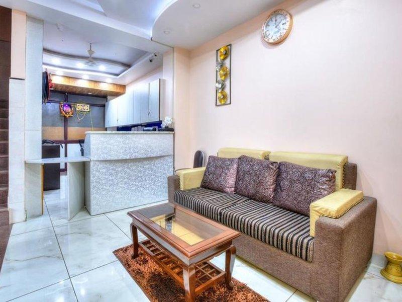 Treebo Glory Villa Lounge/Empfang