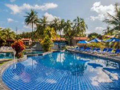 Pratagy Beach Resort Pool