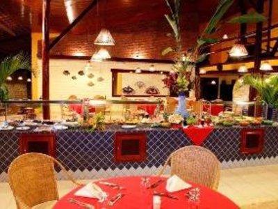 Pratagy Beach Resort Restaurant