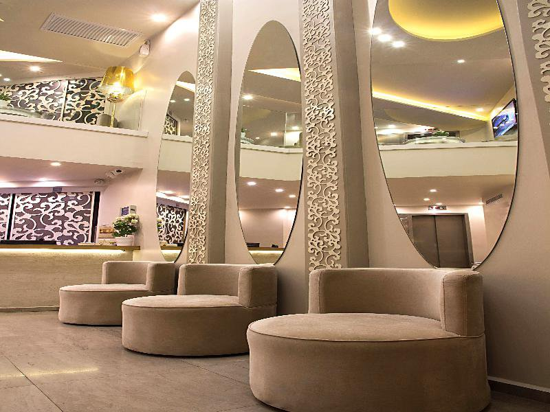 Agripas Hotel Lounge/Empfang