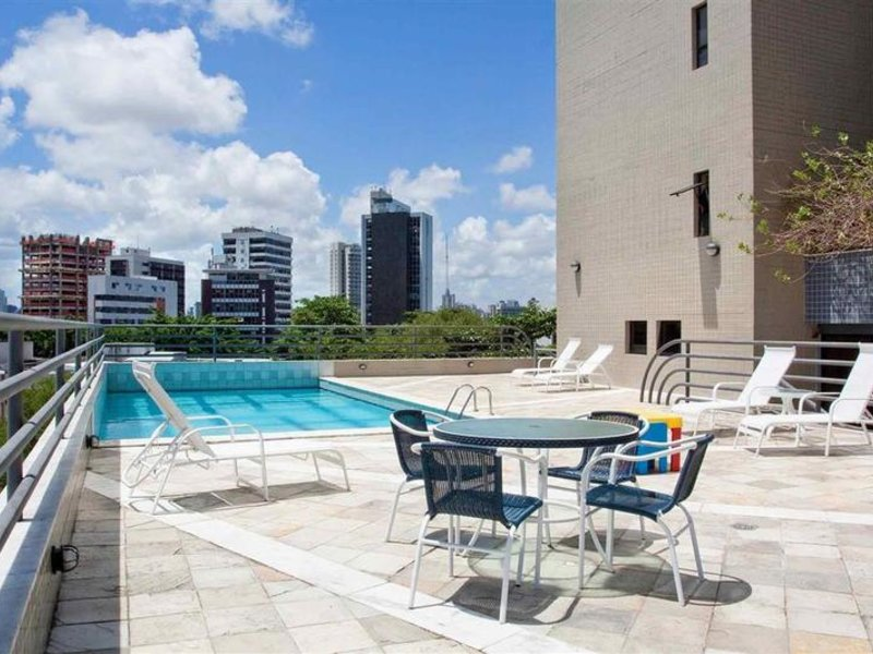 Mercure Recife Metropolis Hotel Pool