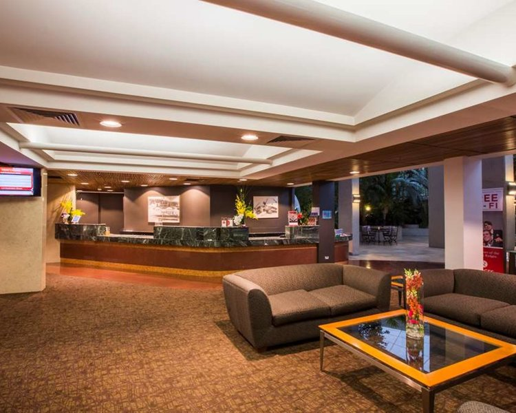 Rydges Capital Hill Lounge/Empfang
