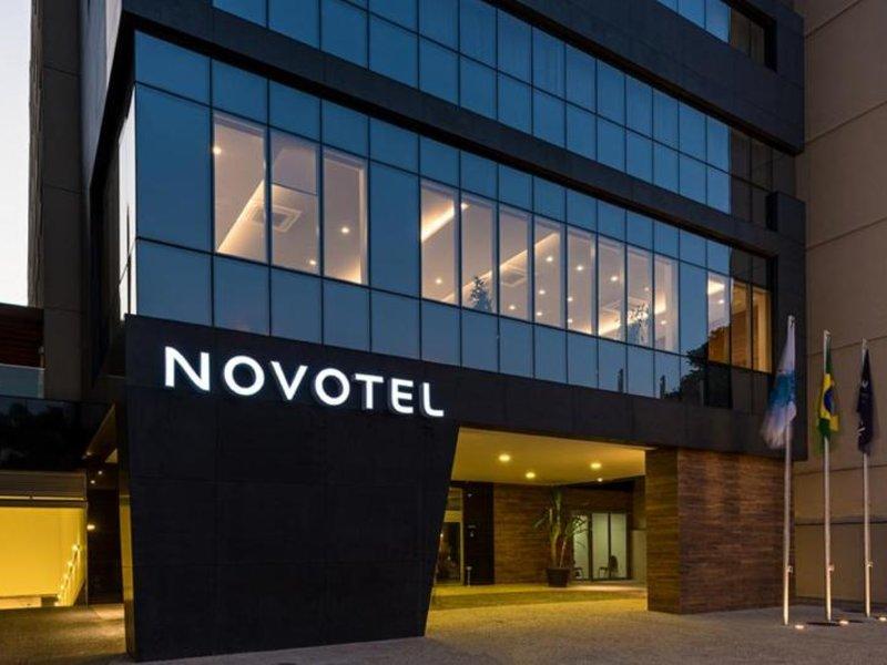Novotel RJ Botafogo Außenaufnahme