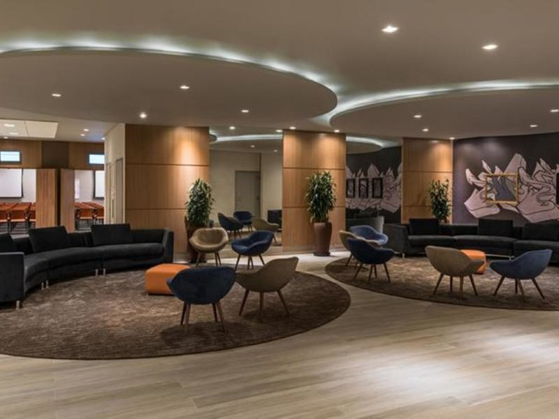 Novotel RJ Botafogo Lounge/Empfang